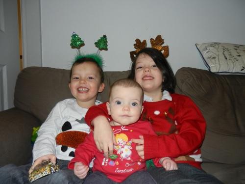 Christmas Munchkins